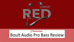 Boult Audio Probass