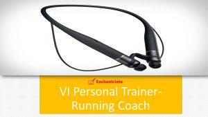 VI Personal Trainer-Smart Earphones