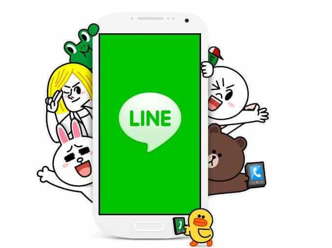 Alternatives to Whatsapp - Line